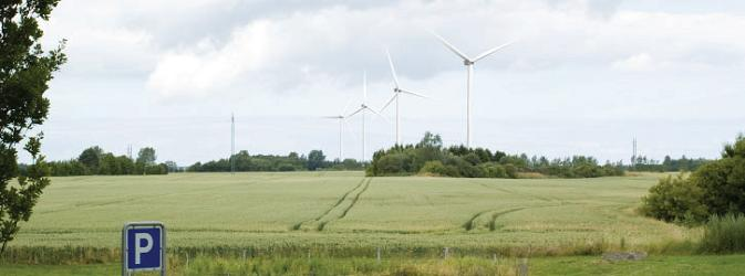 Dræby Fed Wind Farm